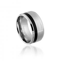 LVR513E Erkek Çelik Yüzük