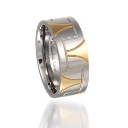 LVR323E Erkek Çelik Yüzük