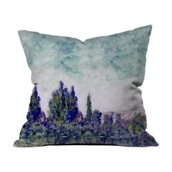 Claude Monet - Siene'de Sabah(Giverny Yakınları) 1 Kırlent