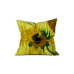 Vincent Van Gogh-Ayçiçekleri 1 Kırlent