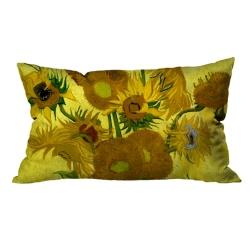Vincent Van Gogh-Ayçiçekleri 3 Kırlent