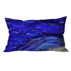 Vincent Van Gogh - Yıldızlı Gece 2 Kırlent
