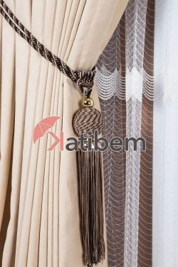 Kahverengi Örgülü Braçol
